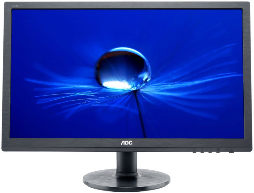 "Монитор AOC e2460sd2 24"" TFT TN (Black)"