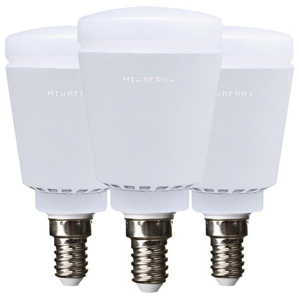 LED Smart LampПриборы освещения<br>Набор ламп, управляемых с iOS- и Android-устройств<br>
