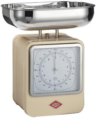 Wesco 322204-23 - кухонные весы (Cream)