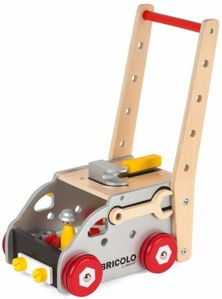 Мастер на все рукиРазвивающие игрушки<br>Тележка-ходунки<br>