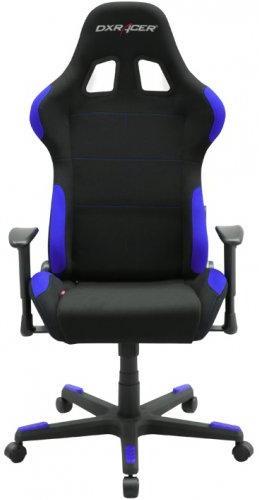 DXRacer Formula OH/FD01/NB - компьютерное игровое кресло (Blue)Офисные кресла и стулья<br>Компьютерное кресло<br>