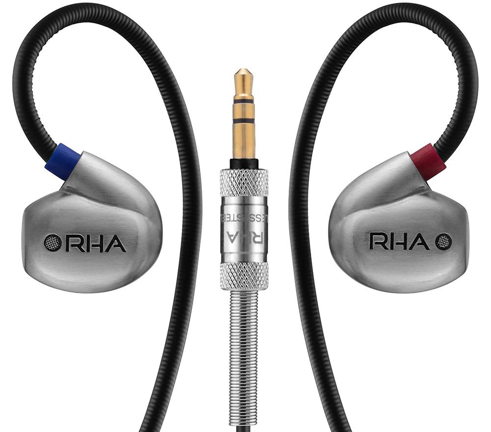 все цены на  RHA T20 - внутриканальные наушники (Silver)  онлайн