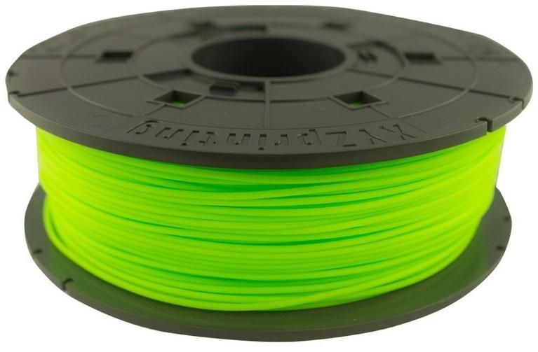 XYZ Printing PLA (RFPLCXEU0AD) - пластиковая нить для 3D принтера XYZ da Vinci Junior (Neon Green)