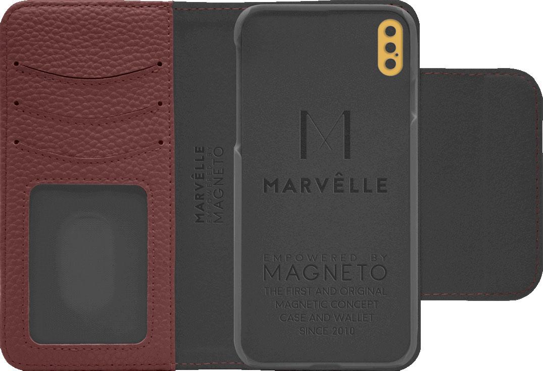 Чехол Marvelle N°303 для iPhone Xs Max (Roseberry Rose)