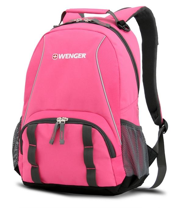 Wenger 12908415 - рюкзак (Рink) рюкзак wenger 12908415 розовый серый 20л