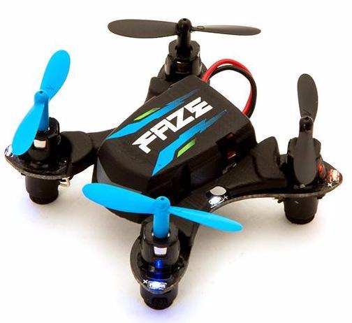 HobbyZone Faze RTF Ultra Small Quad V2 (HBZ8800) - квадрокоптер (Blue)