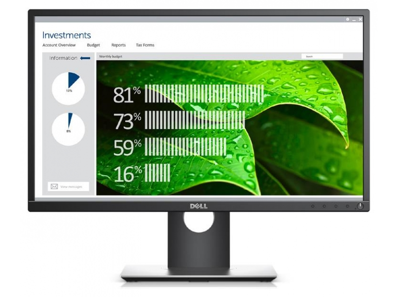 """Монитор Dell 23.8"""" P2417H (2417-5098)"""