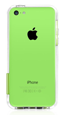 PC FrameБамперы для смартфонов<br>Чехол для iPhone 5C<br>