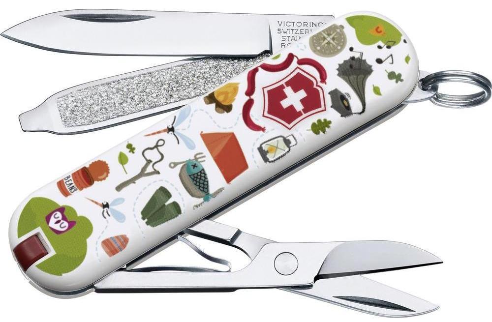 Classic LEМультитулы<br>Нож-брелок<br>