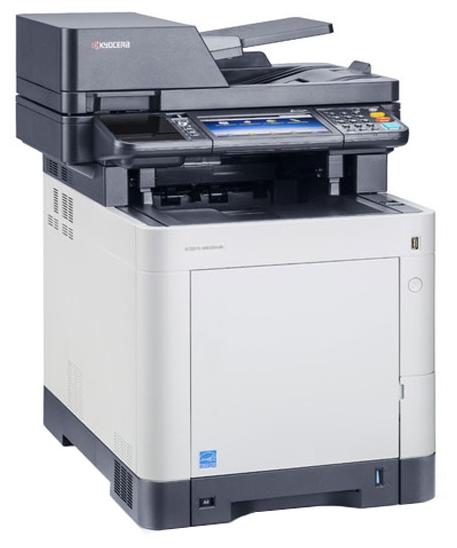 Kyocera M6035CIDN (1102PB3NL0) - лазерное МФУ (White)