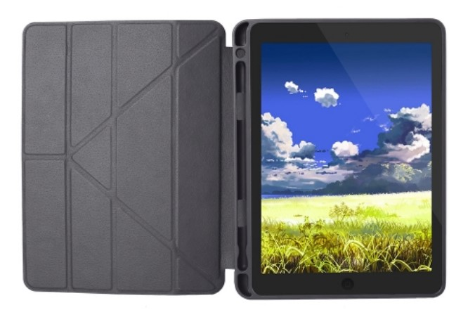 Чехол Jisoncase PU Leather (JS-IPD-02M10) для iPad 9.7/Air 2 (Black)