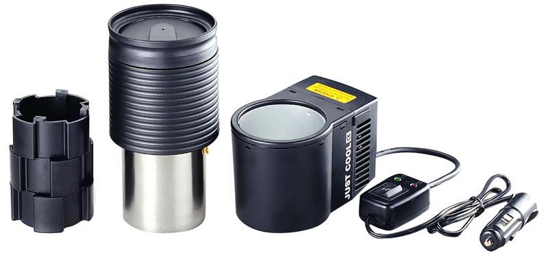 Ezetil ColdKing CanCooler Set 12V (2809282) - автомобильная термокружка (Black)