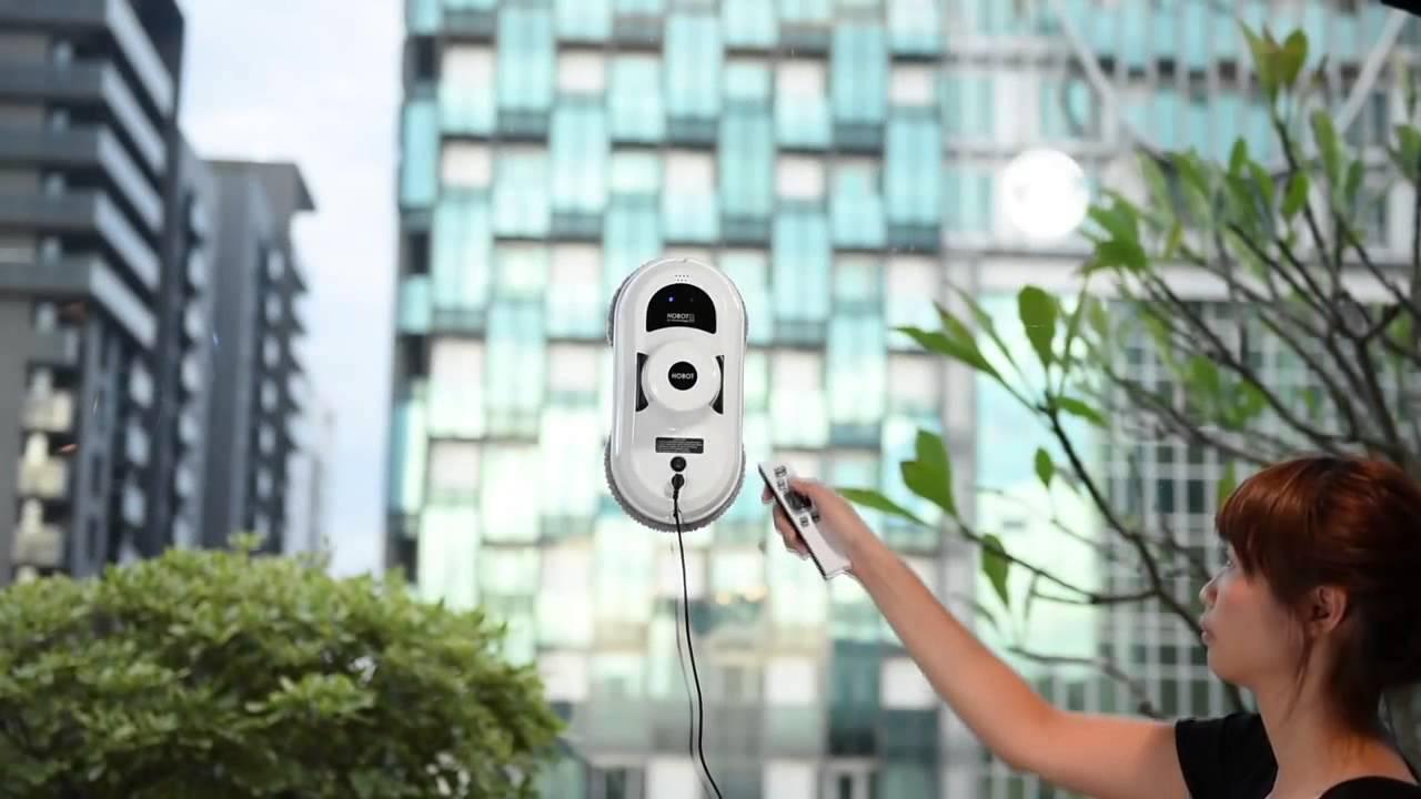 Мастер Кит Hobot-188 - робот для мойки окон
