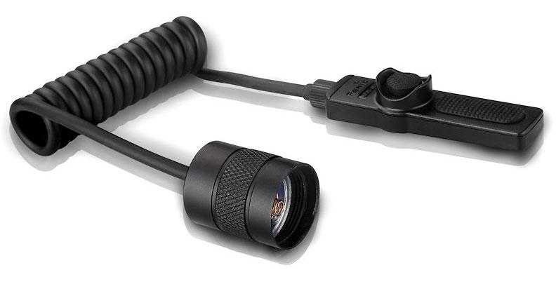 Fenix AER-02 - выносная тактическая кнопка (Black) fenix aer 03