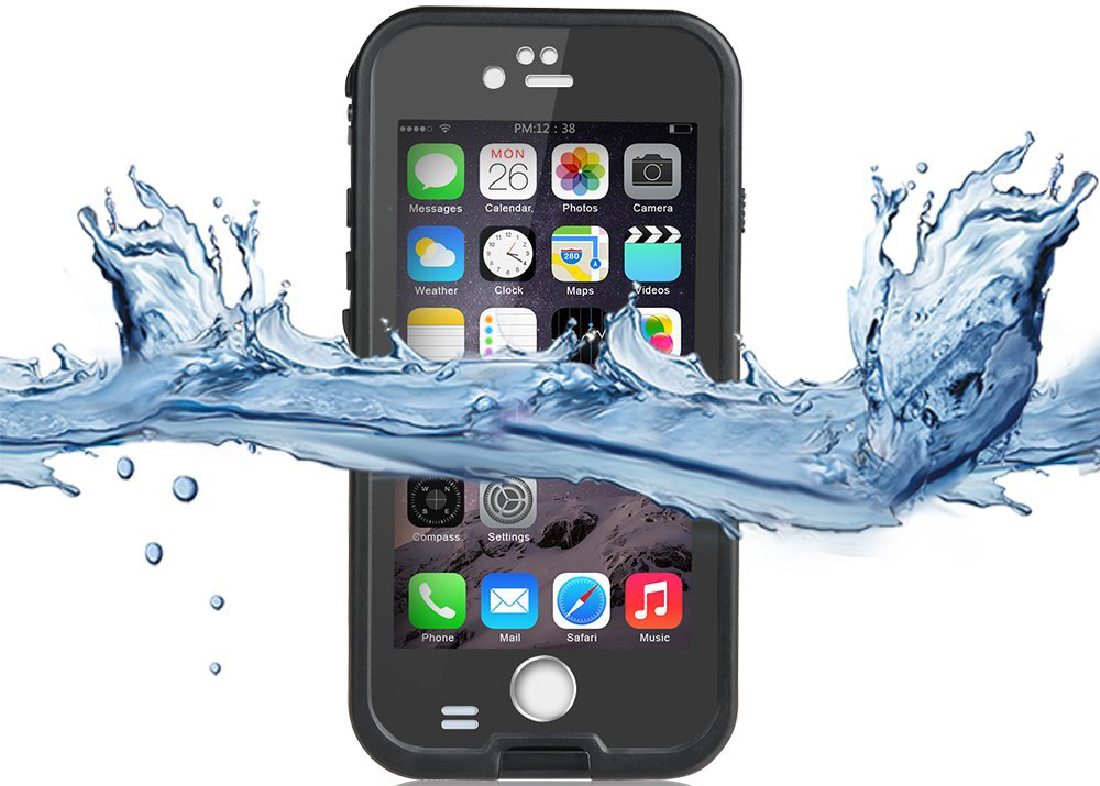 Redpepper Wateproof case