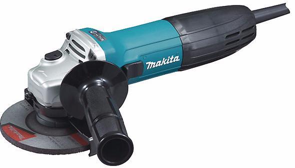 Makita GA5030K - шлифмашина угловая (Blue)Угловые шлифовальные машинки (Болгарки)<br>Шлифмашина угловая<br>