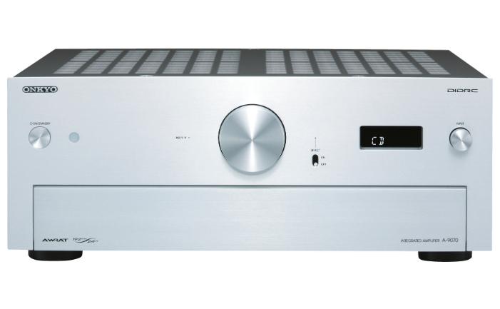 Onkyo A-9070 - двухканальный стереоусилитель (Silver)