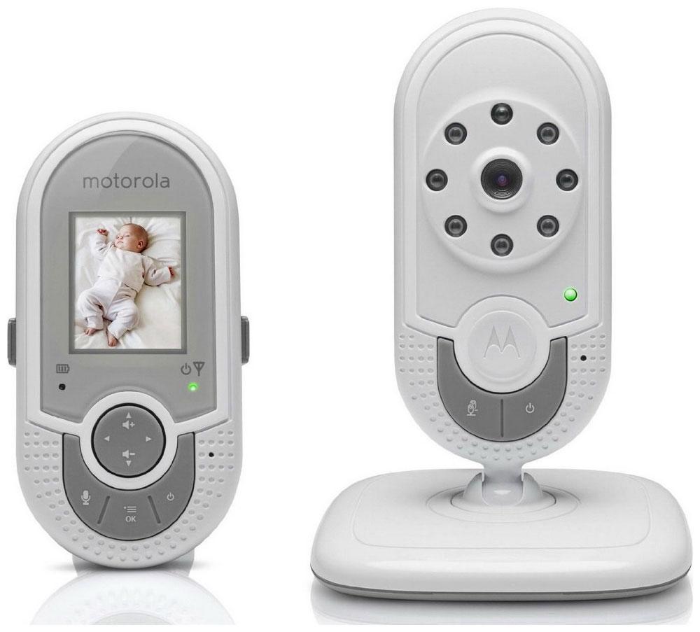 Видеоняня Motorola MBP621 (White)