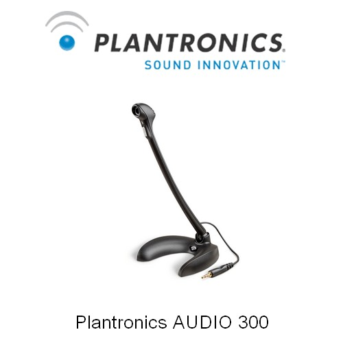 Plantronics Audio 300 - микрофон для компьютера