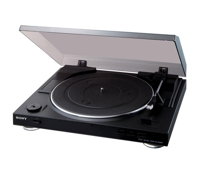 Sony PSLX300USB - виниловый проигрыватель (Black)