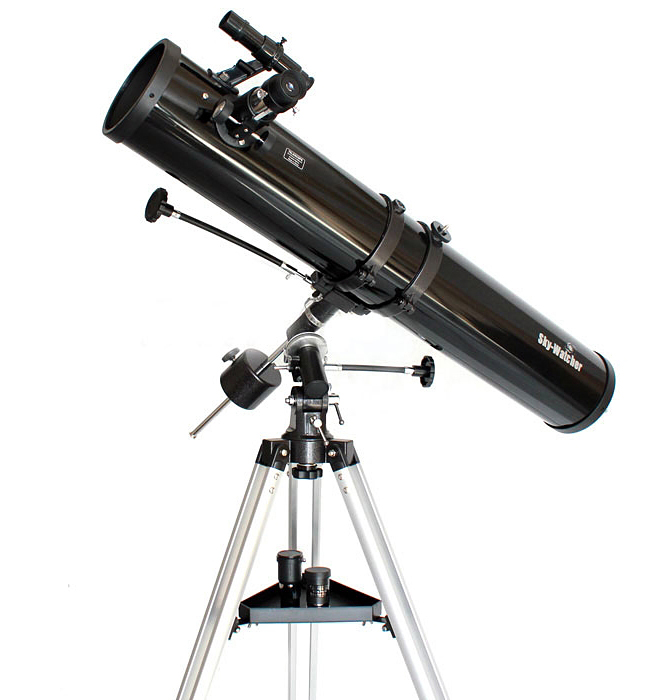 BK телескоп synta sky watcher bk 1149 eq1