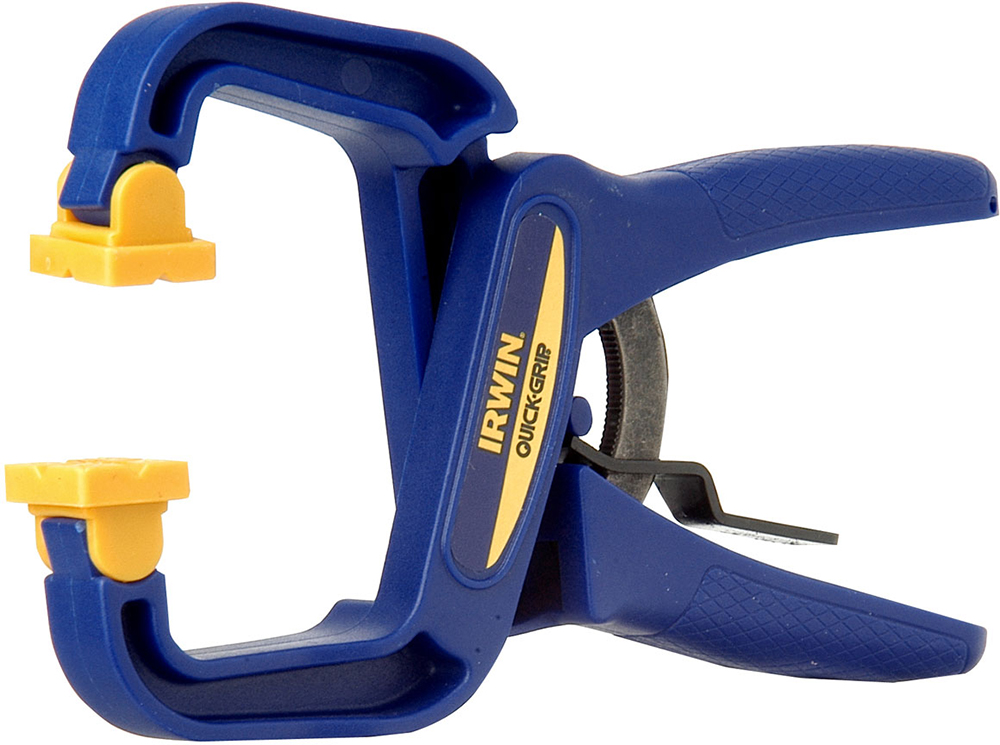 Irwin T59200ECD - ручная струбцина 50 мм (Blue/Yellow)