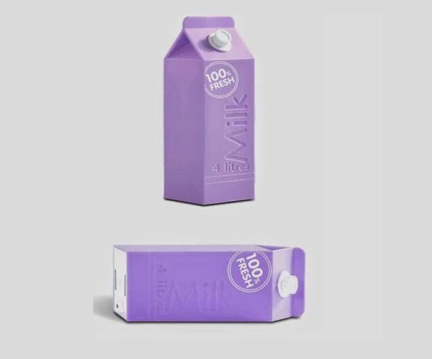 Exquis Milk Carton 10400 mAh