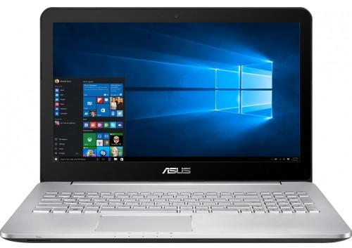 "Ноутбук Asus N552VX-FY107T 15.6"", Intel Core i7-6700HQ 2.6Ghz, 8Gb, 1TB HDD (90NB09P1-M01110) Grey"