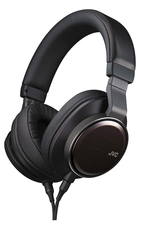 Полноразмерные наушники JVC Wood HA-SW01 (Black/Wood)