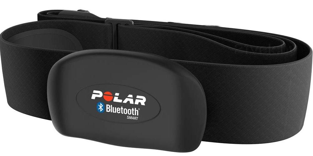 Polar WearLink+ Bluetooth - нагрудный кардиопередатчик (Black)