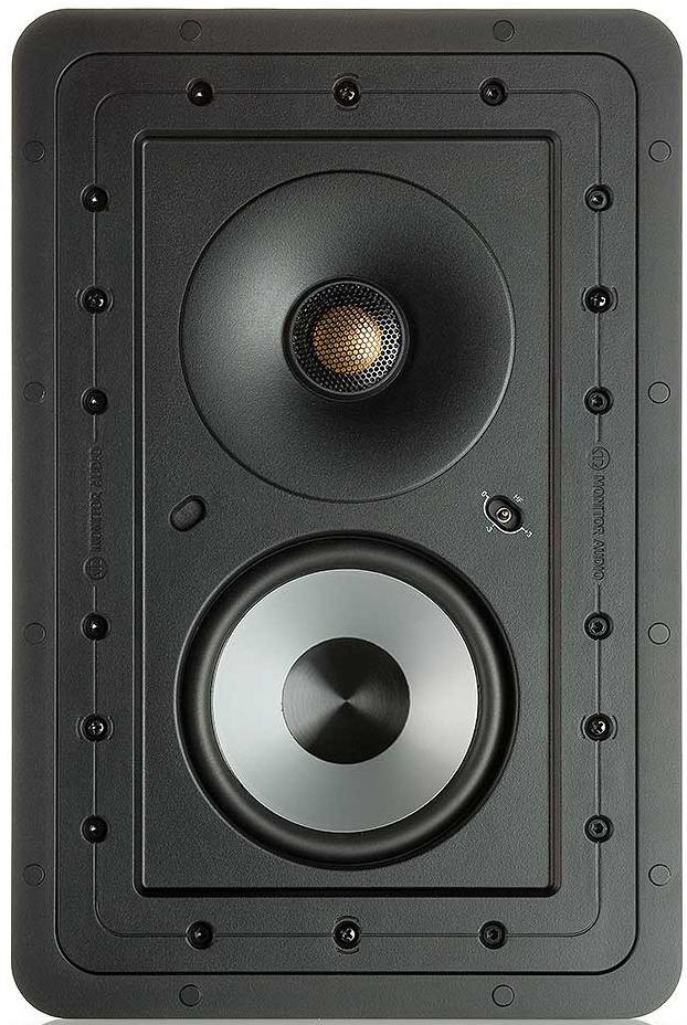 Monitor Audio CP-WT150 - встраиваемая акустическая система (Grey)Встраиваемая акустика<br>Встраиваемая акустическая система<br>