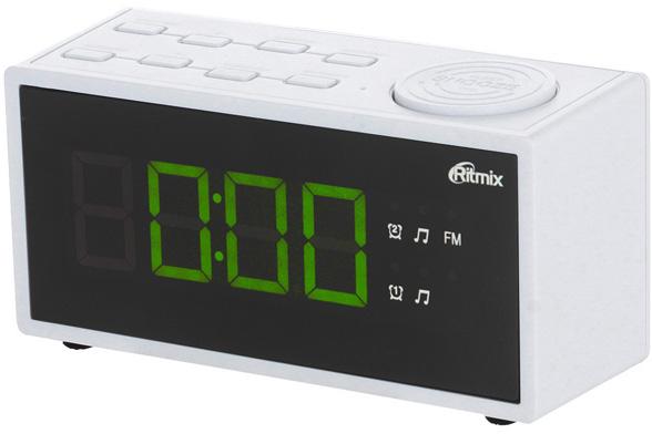 Ritmix RRC-1212 (15118407) - портативный радиоприемник (White)