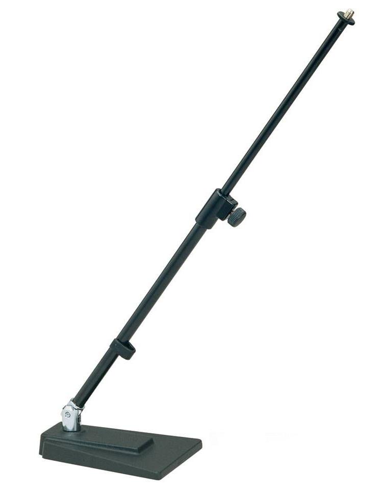 Konig & Meyer 23400-300-55 - микрофонная стойка (Black)