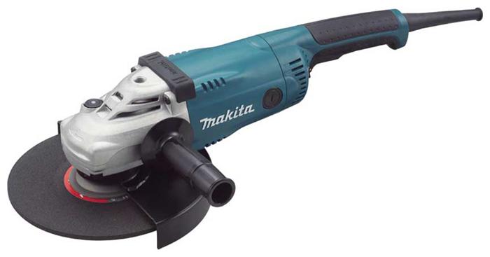 Makita GA9020SF - угловая шлифовальная машинка (Blue)  makita 9558hnk угловая шлифовальная машинка blue