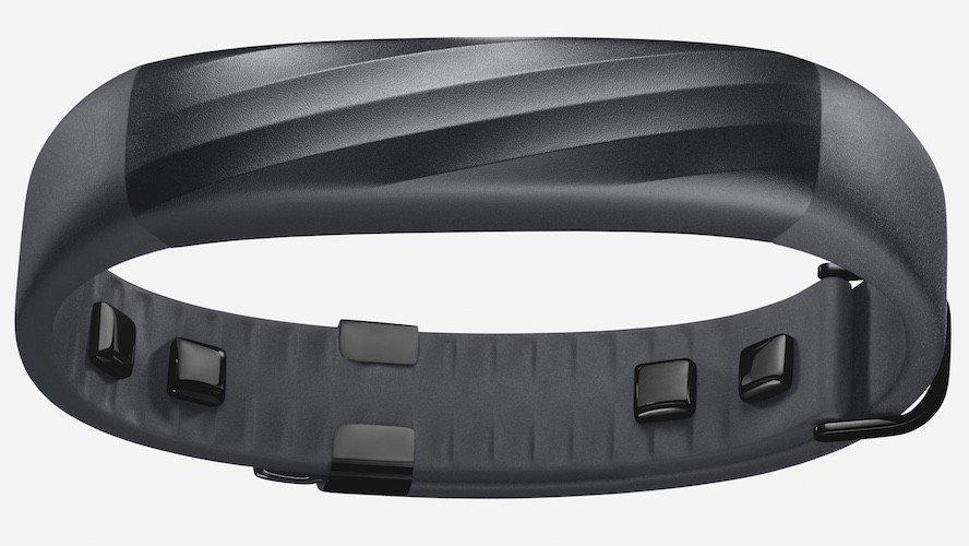 Jawbone UP3 - спортивный браслет (Black) нд