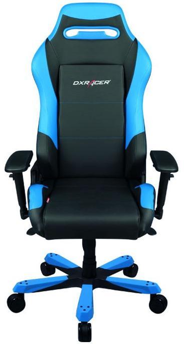 DXRacer Iron OH/IS11/NB - компьютерное игровое кресло (Blue)