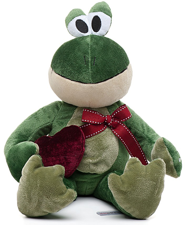 Лягушонок ЛинаМягкие игрушки<br>Игрушка<br>