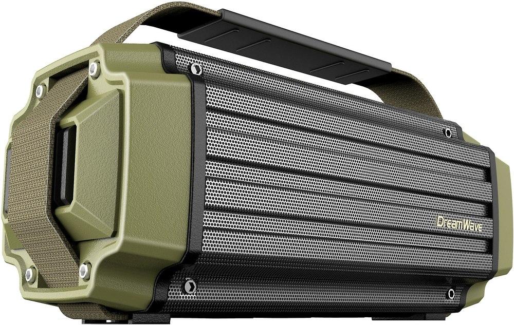 DreamWave Tremor (15119101) - портативная акустическая система (Green)