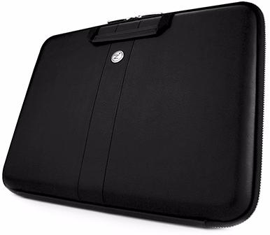 Сумка Cozistyle Smart Sleeve для MacBook 13'' (CLNR1309) Black Leather