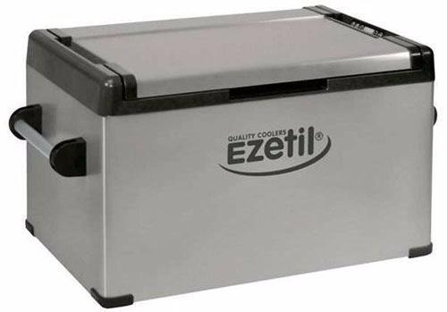 Ezetil EZC 80 12/24/220V (778896) - морозильная камера (Grey)