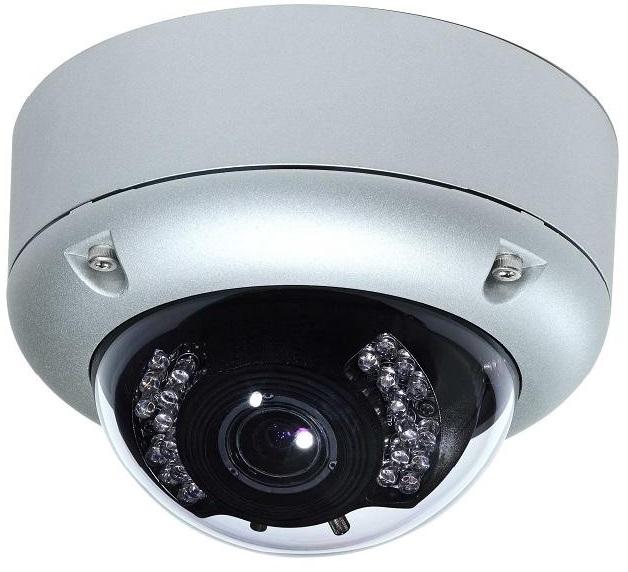 Sony 700TVL iVUE (CH9331EXA) - наружная антивандальная купольная камера (White)