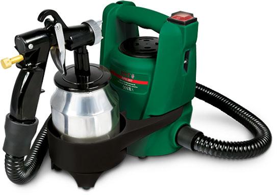 DWT ESP05-200 T - электрический распылитель (Green)Распылители/Краскопульты<br>Электрический распылитель<br>