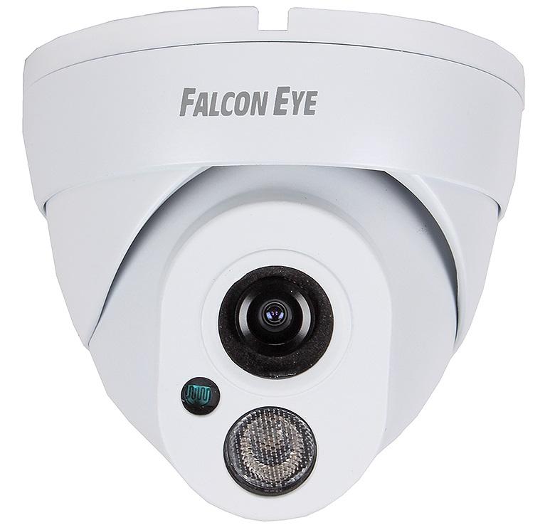 Falcon Eye (FE-IPC-DL100P) - уличная купольная IP-камера