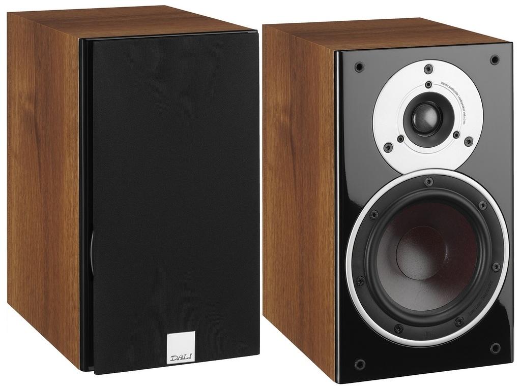 Dali Zensor 1 (20721) - полочная акустическая система (Light Walnut)