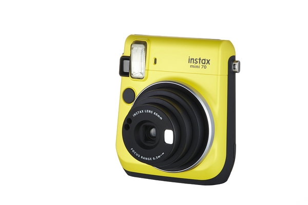 Fujifilm Camera Instax MINI 70 Yellow
