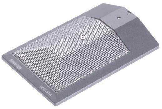 Shure BETA 91A (A031037) - конденсаторный микрофон (Silver)