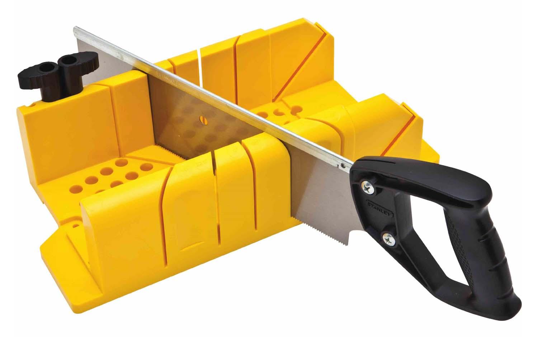 Stanley 1-20-600 - стусло с ножовкой (Yellow)