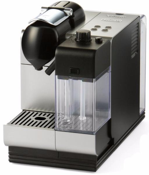DeLonghi Lattissima Touch EN 550.S - капсульная кофемашина (Silver)