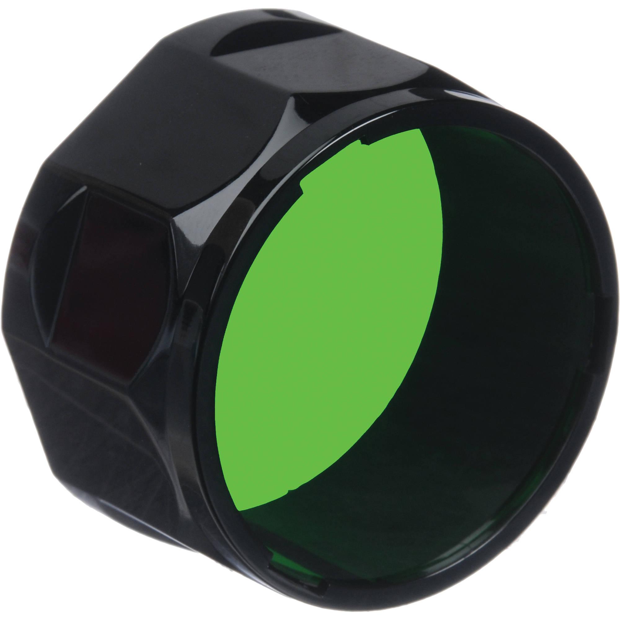Fenix AOF-L (AOF-Lgr) - светофильтр для фонарика (Green)
