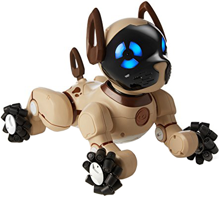 WowWee CHiP - робот-собака (Choco)